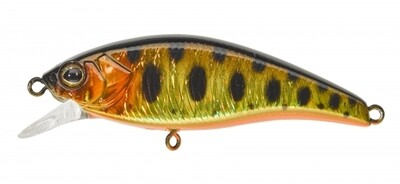 FLAT TRICOROLL 55 S HL GOLD TROUT