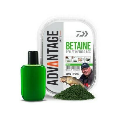 Betaine pellet method box
