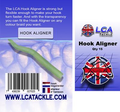Hook Aligner T Green