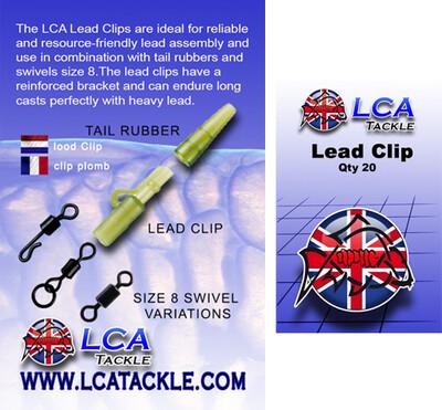 Lead Clip Green
