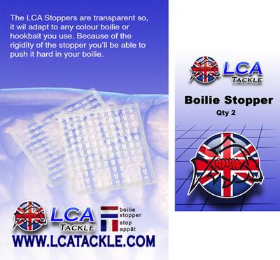 Boilie stopper