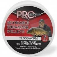 Hookable expander pellets Bloodworm