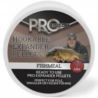 Hookable expander pellets Fishmeal