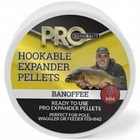 Hookable expander pellets Banoffee