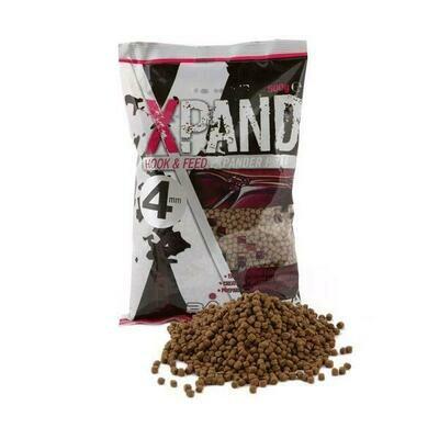 X Panders Hook & Feed Pellets
