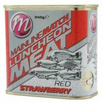 Luncheon Meat Strawberry Red