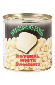 Natural Witte Zoete Mais
