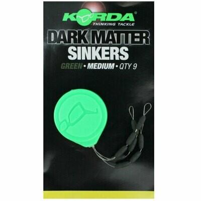 Dark Matter Sinkers Green