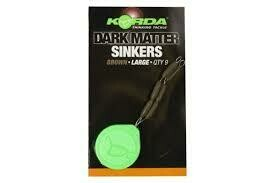 Dark Matter Sinkers Brown