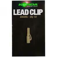 Lead Clip Gravel