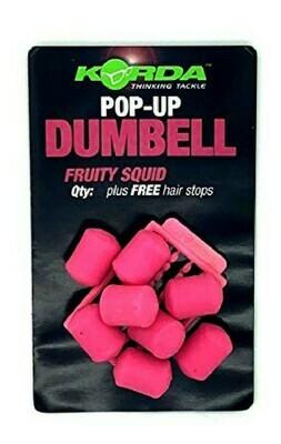 Pop-Up Dumbell Fruity Squid