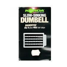 Slow Sinking Dumbell Banoffee