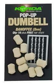Pop Up Dumbell Banoffee