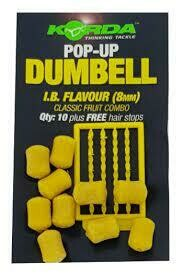 Pop Up Dumbell IB Flavour