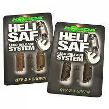 Heli Safe Lead Release System