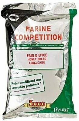 Farine Competition Honey Bread