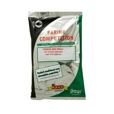 Farine Competition Grilled Oily Hemp Seed