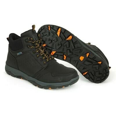 Mid Boot Black/Orange
