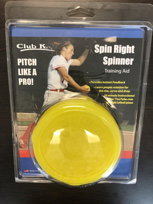 Softball Spinner