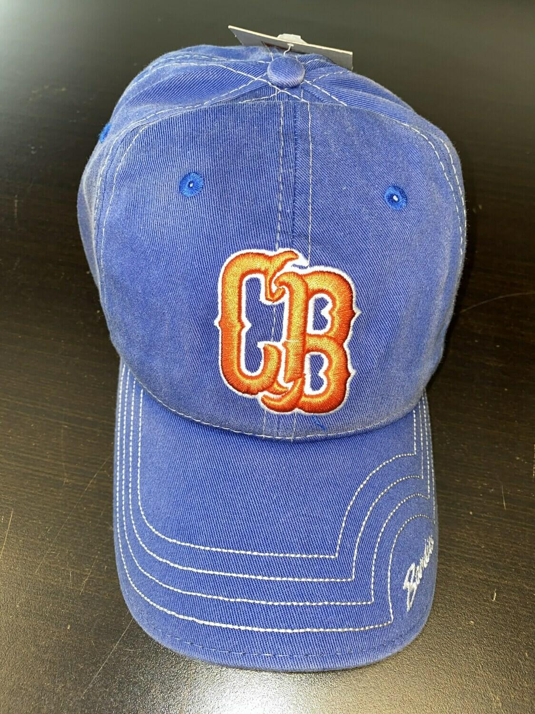 Blue CB Hat ADJ