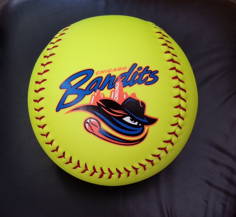 Jumbo Autograph Softballs