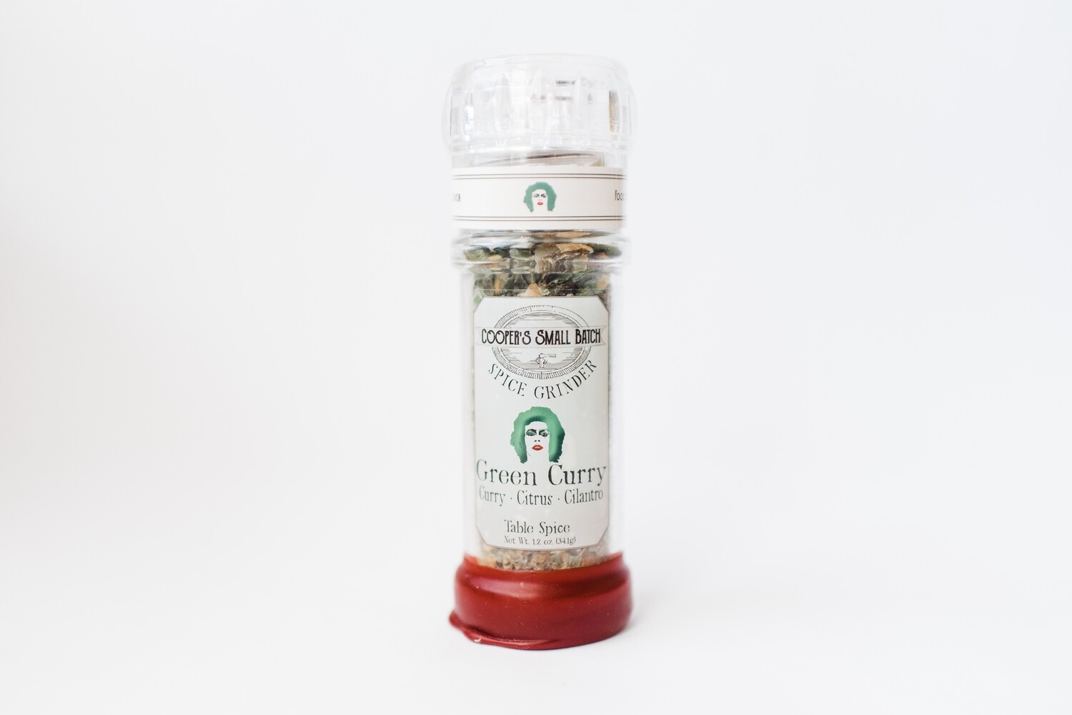 Green Curry Spice Grinder