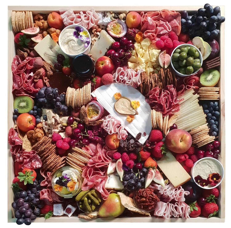 Rhea Grazing Platter (20 people)