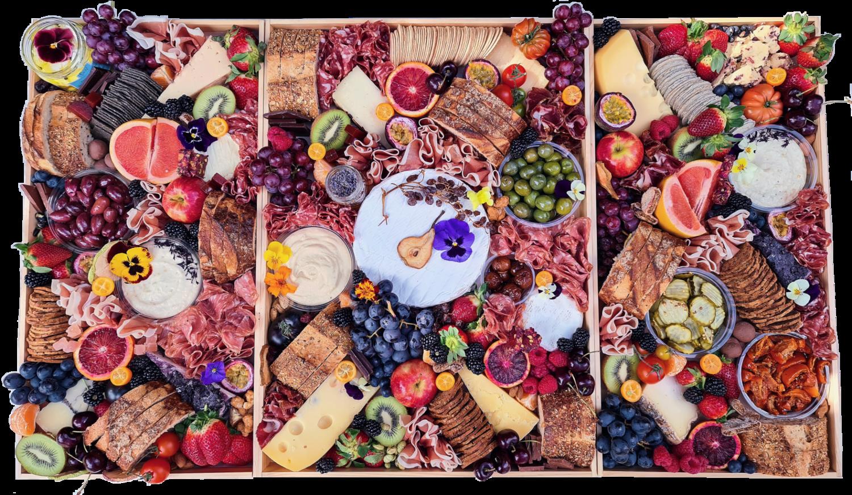 Gaia Grazing Platter (32 people)