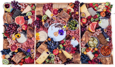 Gaia Grazing Platter (32 people)