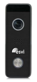 EVJ-BW8 Вызывная панель к видеодомофону, 600ТВЛ (черный)
