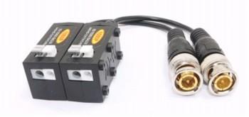 HM-906 пассивный комплект передачи видео HD сигнала по витой паре, AHD/HDCVI/HDTVI 3.0Мп,