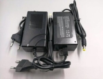 EVK-AD1202Z блок питания (евро вилка) 12В/2А