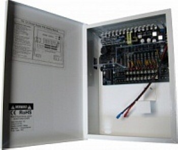 EVW-1209-10M блок питания 9 канальный, 10А