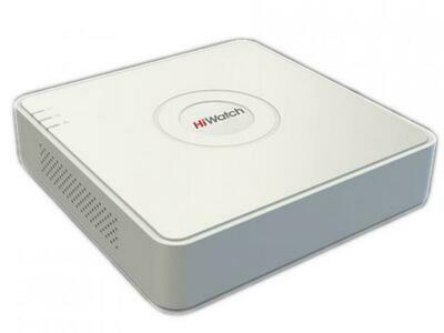 DS-N204P(B) - 4-канальный IP-регистратор