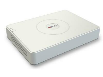 DS-N208P(B)-8-канальный IP-регистратор