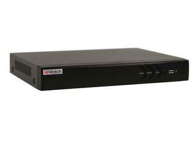 DS-N316/2P (B) - 16-ти канальный IP-регистратор c PoE
