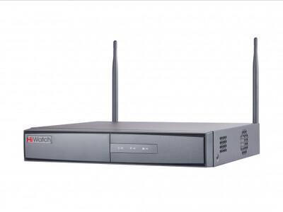 DS-N304W - 4-канальный IP-регистратор с Wi-Fi