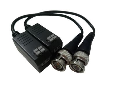 DS-1H18S/E - Комплект пассивных приемопередатчиков по витой паре