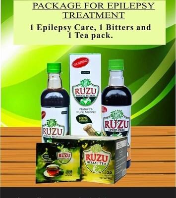 Ruzu Bitters For Epilepsy