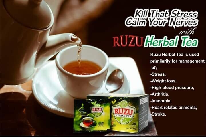 Ruzu Tea (X 2 )