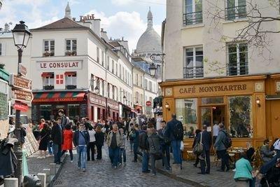 Chic Montmartre Wine Walk - 2 pax