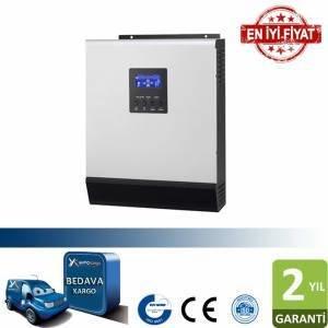 3kva 2400 kW 3000 va 24V Akıllı Tam sinüs İnverter Ups ve solar inverter olarak kullanılır