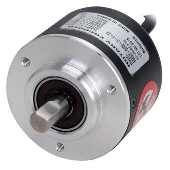 E50S8-1000-3-T-24 50mm Milli 12-24VDC Artımlı Enkoder