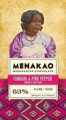 MENAKAO 63% Combava & Pink Pepper