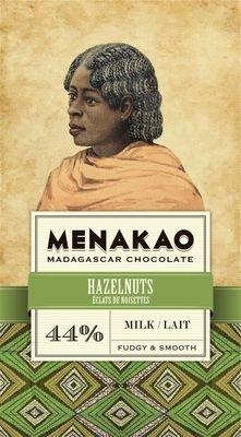 MENAKAO 44% Hazelnuts