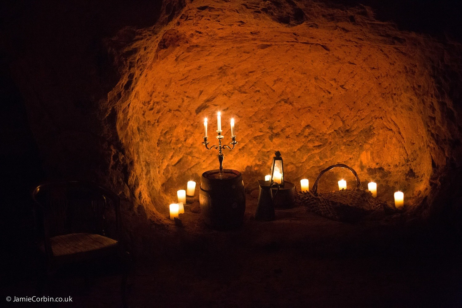 CONCERT IN THE CAVES - Live Recording CD
