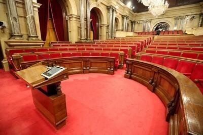Ciutadella: des de 1714 fins l'actualitat. Inclou visita guiada al Parlament de Catalunya