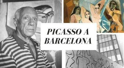 Picasso a Barcelona: de 1895 a 1904 (inclou museu)