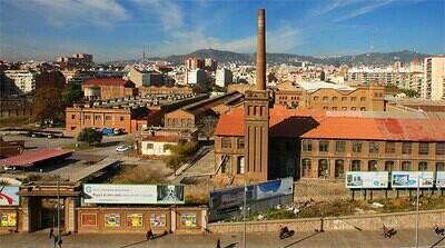 Sants: l'antiga porta de Barcelona