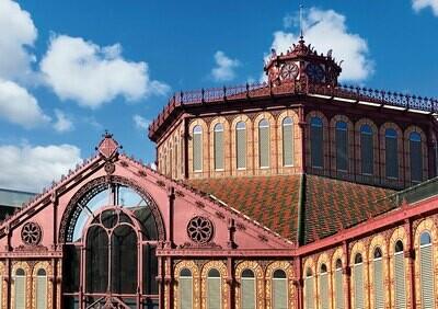 Sant Antoni: orígens, mercat i antiga fàbrica Moritz